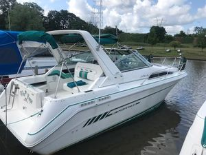 Used Sea Ray 290 Sundancer (srg) Express Cruiser Boat For Sale