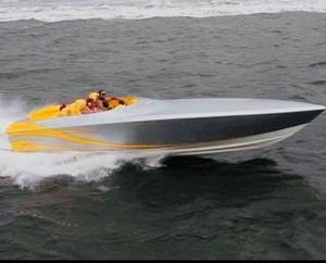 Used Jokerboat 28 High Performance Boat For Sale
