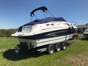 Used Glastron GS 289 Sport Cruiser Sports Cruiser Boat For Sale