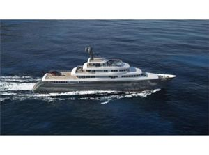New Mondomarine M74 Global E Mega Yacht For Sale