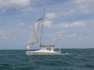 Used Voyage Mayotte Catamaran Sailboat For Sale