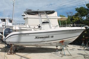 Used Cobia 206CC Center Console Fishing Boat For Sale