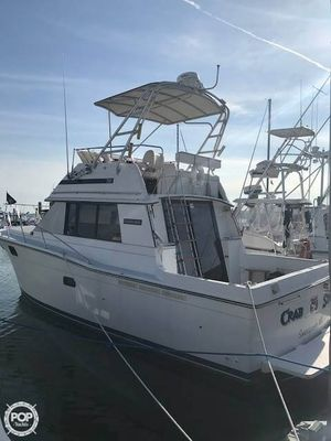 Used Carver 3227 Sports Fishing Boat For Sale
