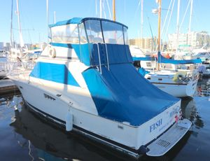 Used Chris-Craft Sportfisher Convertible Fishing Boat For Sale