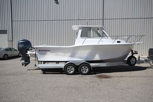 New Northcoast 235 Cabin IN Stock Yamaha F200xb Sports Fishing Boat For Sale