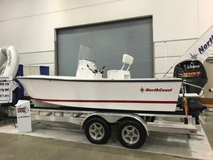 New Northcoast 190 Center Console IN Stock Sports Fishing Boat For Sale