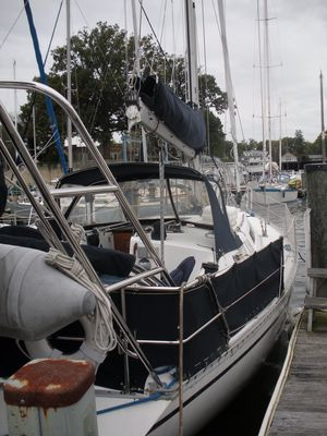 Used Cs 40 Cruiser Sailboat For Sale