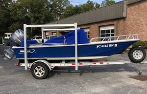 Used Boston Whaler 16 Eastport Center Console Fishing Boat For Sale