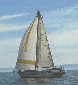 Used Custom Acapulco 40 Cruiser Sailboat For Sale