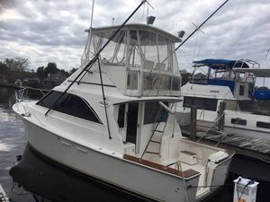 Used Ocean 35 Super Sport35 Super Sport Saltwater Fishing Boat For Sale