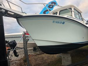 Used Steiger Craft 23 Chesapeake Miami Pilothouse Boat For Sale