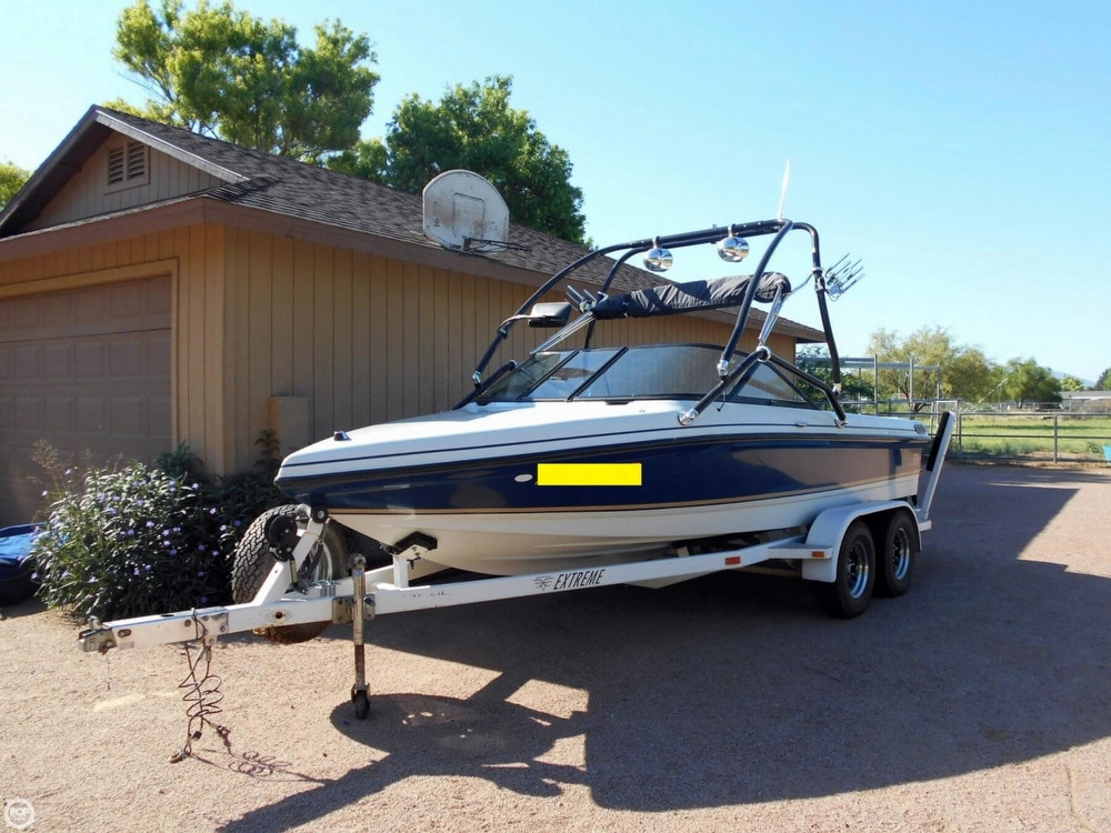 Used Calabria 20 XTS Pro Comp Ski and Wakeboard Boat For Sale