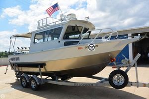 Used North River 22 Seahawk OS Aluminum Fishing Boat For Sale