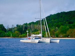 Used Chris White Hammerhead 54 Trimaran Sailboat For Sale