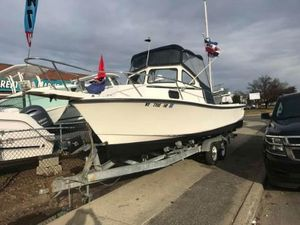 Used Steiger Craft Block Island Pilothouse Boat For Sale