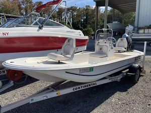 Used Carolina Skiff 17 JV CC17 JV CC Center Console Fishing Boat For Sale