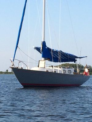 Used Alberg 35 Sloop Sailboat For Sale