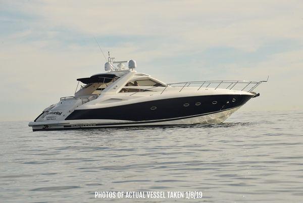 Used Sunseeker Portofino 53 Express Cruiser Boat For Sale