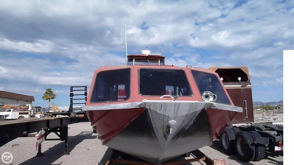 Used Custom Bentz 30 Tour Boat Commercial Boat For Sale