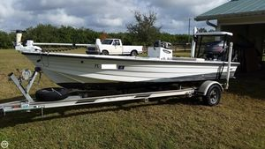 "Used Hewes Redfisher 18 ""Lappy"" Flats Fishing Boat For Sale"