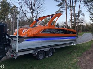 Used Manitou X-Plode XT 25 Pontoon Boat For Sale