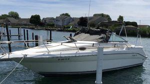 Used Sea Ray 270 Sundancer270 Sundancer Cruiser Boat For Sale