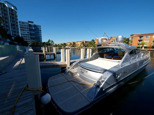 Used Rodriquez Yachts 600 Sport Motor Yacht For Sale
