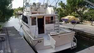 Used Egg Harbor 33 Sports Fishing Boat For Sale