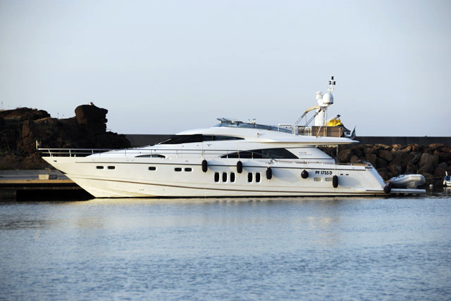 Used Squadron 78 Motor Yacht For Sale