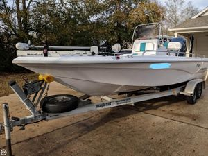 Used Fish Master Travis Ed 2100 Bay Boat For Sale