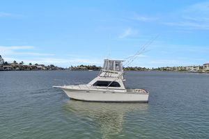 Used Egg Harbor 35 Sport Fisherman Convertible Fishing Boat For Sale