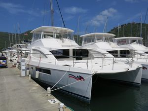 Used Leopard 51 PC Power Catamaran Boat For Sale