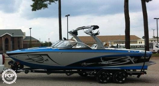 Used Tige Z3 Ski and Wakeboard Boat For Sale