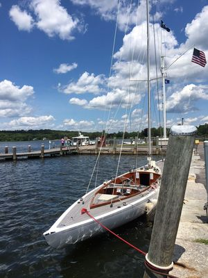 Used Custom Bruce King Daysailer Sailboat For Sale