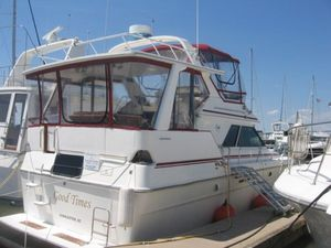 Used Sea Ray 38 Aft Cabin Motor Yacht For Sale
