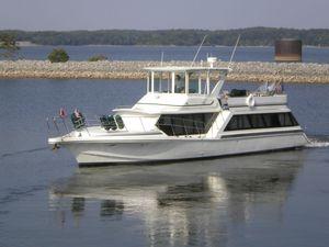 Used Bluewater Coastal Cruiser Motor Yacht For Sale