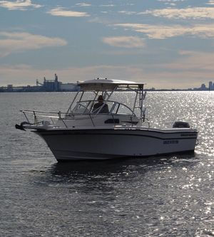 Used Grady-White 228 Seafarer Center Console Fishing Boat For Sale