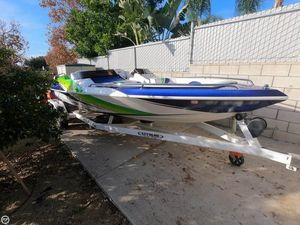Used Cougar 20.5 Sport Skier High Performance Boat For Sale