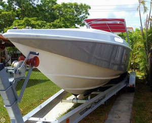 Used Catera 33 Open Fisherman Center Console Fishing Boat For Sale