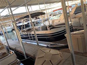 Used Crestliner 240 Rally Pontoon Boat For Sale