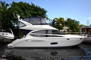 Used Meridian 391 Sedan Aft Cabin Boat For Sale