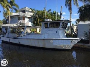 Used Morgan 40 Crabber Boat For Sale