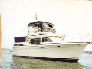 Used Tollycraft 34 Sundeck Cruiser Aft Cabin Boat For Sale