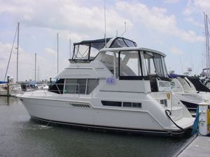 Used Carver 355 Aft Cabin T Diesel Motor Yacht For Sale