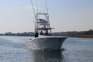 Used Edgewater 370cc Center Console Fishing Boat For Sale