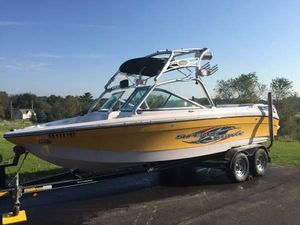 Used Correct Craft Air Nautique 220 (srg) High Performance Boat For Sale
