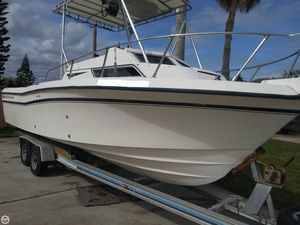 Used Grady-White 24 Explorer Walkaround Fishing Boat For Sale