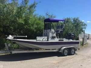 Used Shallow Sport 21 Sport Center Console Fishing Boat For Sale