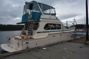 Used Hi-Star Covertible Motor Yacht For Sale
