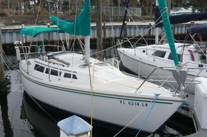 Used Catalina C-27 Cruiser Sailboat For Sale